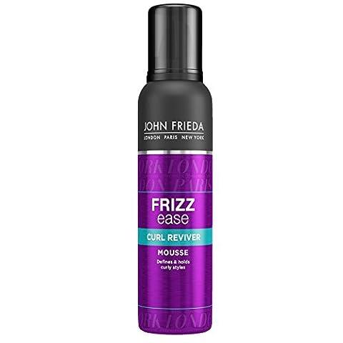 John Frieda Frizz-Ease Curl Reviving Mousse