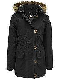 20a17638b Amazon.co.uk  Brave Soul - Jackets   Coats   Jackets  Clothing