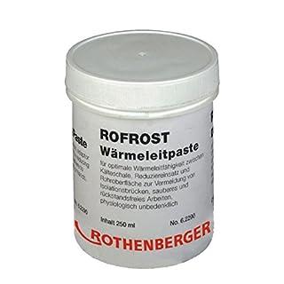 Rothenberger Waermeleitpaste Rofrost Turbo, 150 ml, 1 Stück, 62291