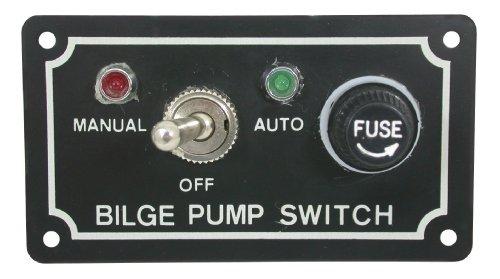 Electrical Boat Bilge Pump Switch Test