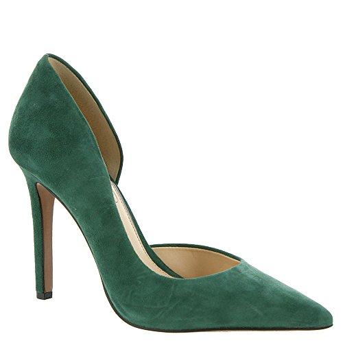 jessica-simpson-claudette-donna-d-orsay-pompe-abito-scarpe-taglie-uk-verde-deep-spruce-425-eu-m