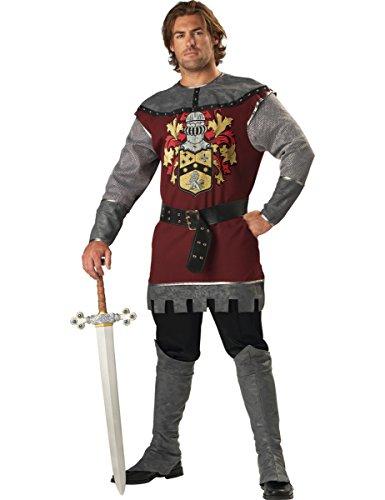 Erwachsene Renaissance Ritter Kostüm Für - Generique - Kostüm Edler Ritter für Erwachsene - Premium XL