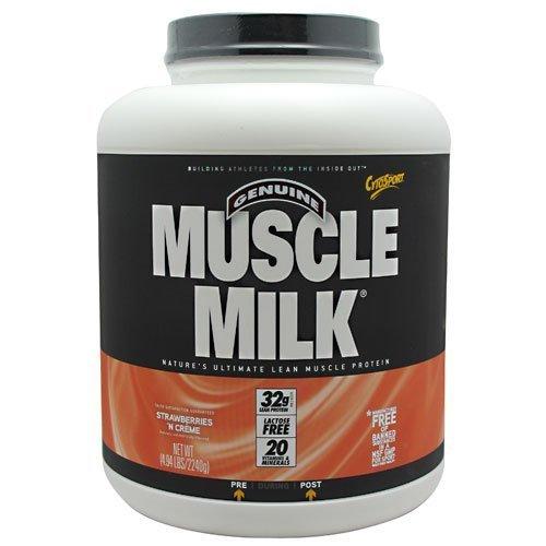 CytoSport Muscle Milk Strawberries 'N Creme 4.94lb by CYTOSPORT, INC.