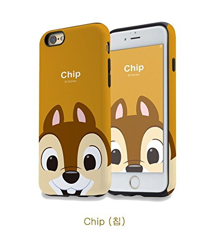 RONNEY'S MICKEY & FAMILY SOFT TPU Case for Apple Iphone 6 DAISY CHIP