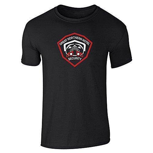 Pop Threads Herren T-Shirt Gr. XXX-Large, schwarz