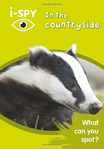 i-SPY In the countryside: What can you spot? (Collins Michelin i-SPY Guides)