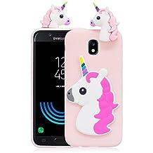 custodia samsung j5 2017 unicorno