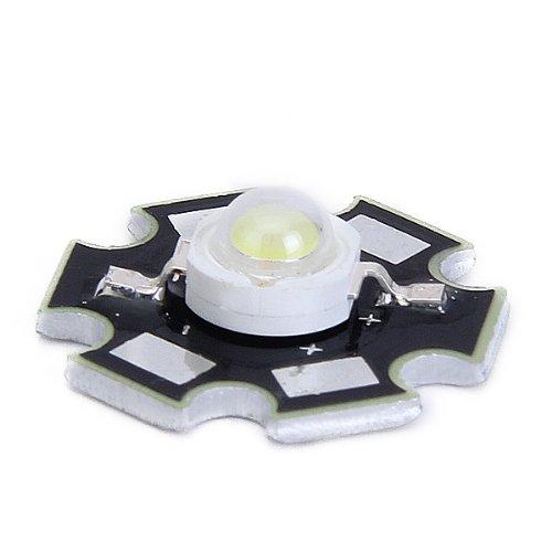 3W Luz LED De Alta Potencia Estrella Luminosa (Blanco) Star LED Light