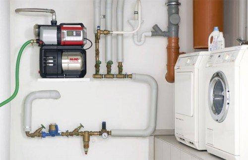 AL-KO – HW 6000 FMS Premium – Hauswasserwerk - 3