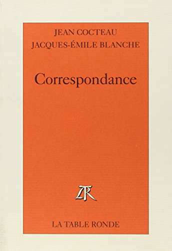 Correspondance Blanche-Cocteau