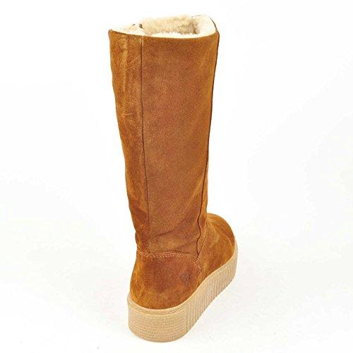 Tamaris 1-1-26483-37-305, Stivali donna marrone marrone cognac