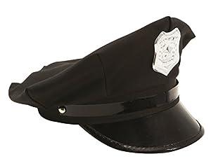 My Other Me Me - Gorra de Policía, talla única (Viving Costumes MOM01607)