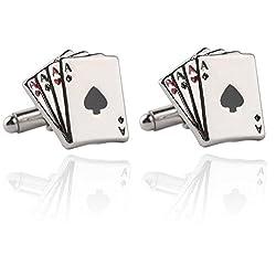 Lumanuby 2x Poker Gemelos...