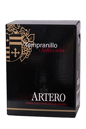 Artero Tempranillo 2016 - 5 Liter in bag-in-box Rotwein
