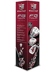 Wilson FG Tour 6Paket Junior Set (6–8, rechten Golfer)