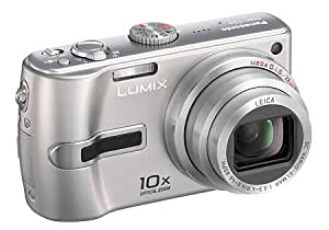 "Panasonic Lumix DMC-TZ3 Digital Camera - Black (7.2MP, 10x Optical Zoom) Antishake, 3.0"" LCD"