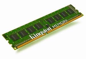Kingston KVR16LR11D8/8I RAM 8Go 1600MHz DDR3L ECC Reg CL11 DIMM 1.35V, 240-pin, Certifié Intel