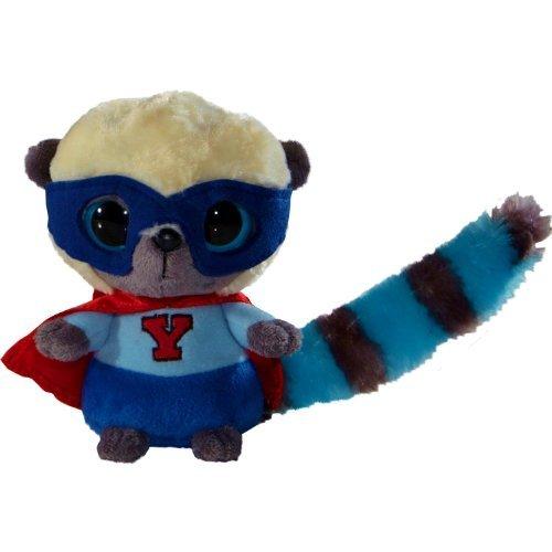 yoohoo-friends-5-bush-baby-wannabe-superhero-with-red-sateen-cape-and-felt-mask-plush-soft-toy-by-yo