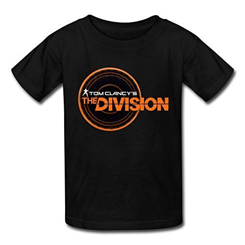 ApparitionGehen ® Kid's Tom Clancy's The Division Logo T-shirt