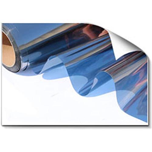 Película para ventanas Vinilo Ventana Cristal Vidrio Protector Solar Película Aislante Ventana Película Solar Autoadhesiva Perspectiva unidireccional Ventana Bloqueo Privacidad (Size : 110 * 500cm)