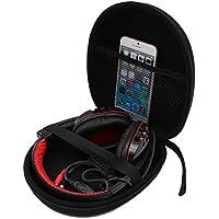 Bolsa de proteccion de auriculares - TOOGOO(R)Caja Estuche Bolsa de almacenamiento Bolsa