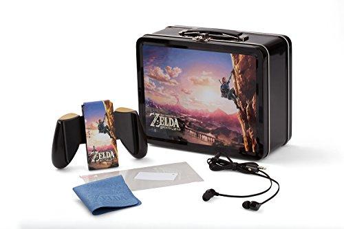 Brotdose Kinder und Nintendo Switch Zubehör - (Klettern Zelda) [ ]
