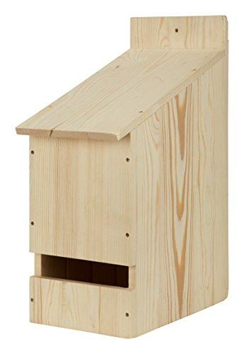 Caja de murciélago Bat House Nesting caja para hasta 30murciélagos