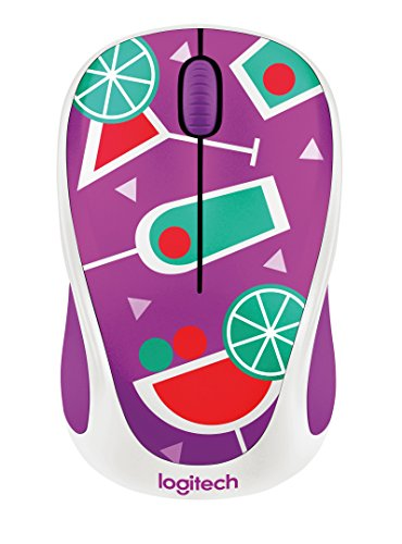 Logitech 910-004784 M238 Wireless Mouse Party Collection Cocktail