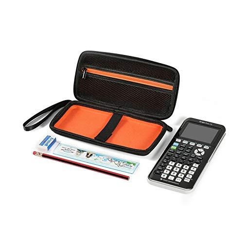 Custodia protettiva in EVA rigida Custodia protettiva in guscio Custodie per Texas Instruments TI-83 Plus, TI-84 Plus, TI-89 Titanium, Calcolatrice grafica HP50G (Tipo 2)