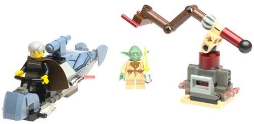 LEGO Star Wars: Jedi Duel Setzen 7103 (Star Wars Miniatures Jedi)