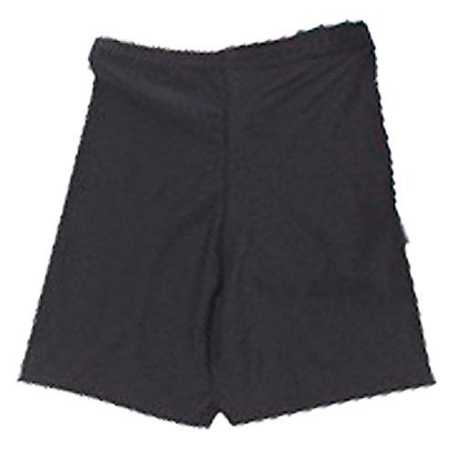 Girls Cycle Short Lycra School Pe Junior Gym Sports Coloured Shorts 24-34