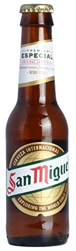 San Miguel - Especial Spanisches Premium Lager Bier 5,4% Vol. - 0,2l inklusvie Pfand (Bier Internationale)