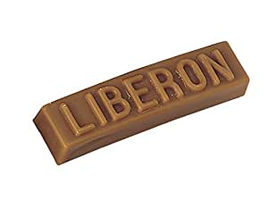 Liberon LIBWS50G 50 g Woodturning Stick Polishing Wax