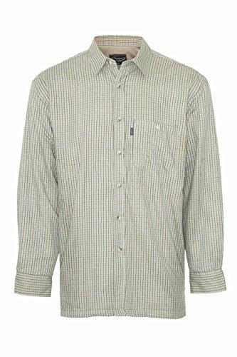 Cartmel, Fleece-gefüttert, Shirt, gepolstert, warme Winter T-Shirt Champion Grün - Olive