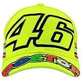 Valentino Rossi VRKCA307728 - Gorra para niño, Amarillo Fluorescente, Talla única