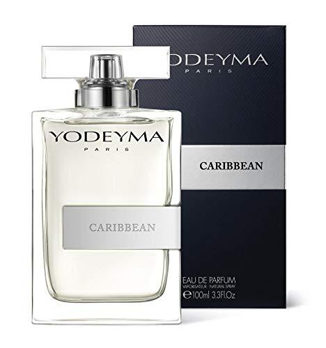 Profumo uomo yodeyma caribbean eau de parfum 100 ml