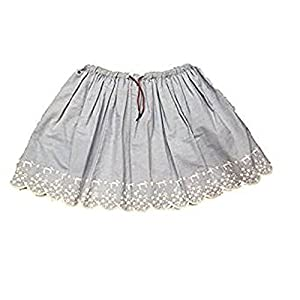 Tommy Hilfiger – Charming SHIFFLEY Skirt – Falda Azul NIÑA