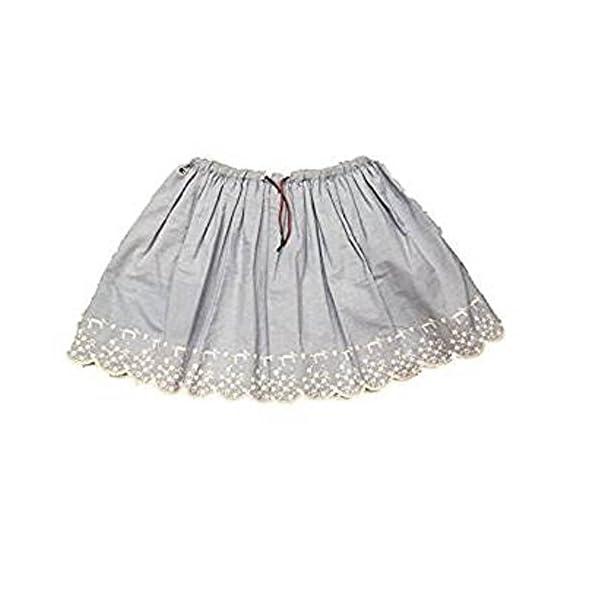 Tommy Hilfiger – Charming SHIFFLEY Skirt – Falda Azul NIÑA
