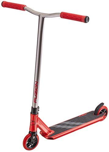 Fuzion Z250 Pro Stunt - Patinete Red