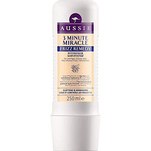 Aussie 3 Minute Miracle Frizz Remedy Intensivkur, 250 ml