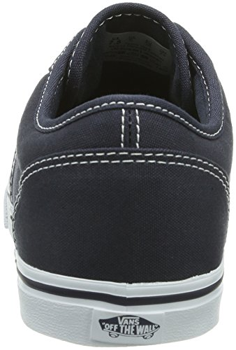Vans W Atwood Low, Baskets mode femme Bleu (Navy/White)