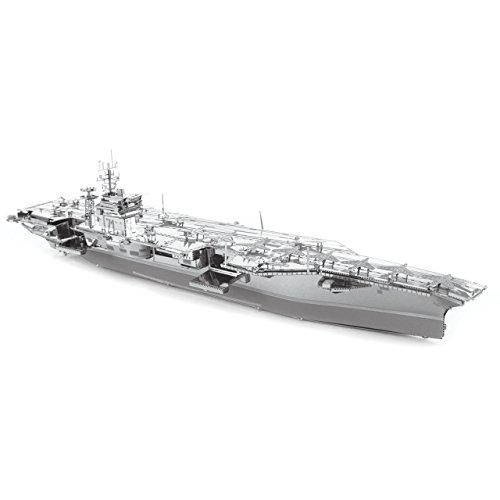 Preisvergleich Produktbild Metal Earth: Iconx USS Roosevelt Aircraft Carrier