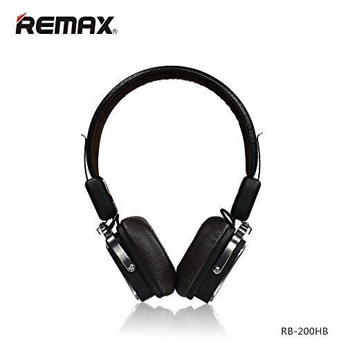 Remax bluetooth 4.1 wireless headphones 200hb cuffie on-ear – per tablet e smartphone