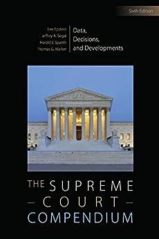Descarga gratuita The Supreme Court Compendium: Data, Decisions, and Developments Epub