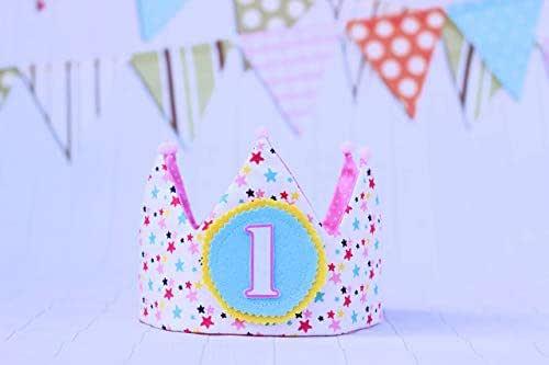 Decorazioni per la prima festa di compleanno Cappellino compleanno 1 anno decorazioni per bambina