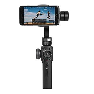 Zhiyun Smooth 4 3-Achsen-Handheld-Stabilisator Handheld FüR Smartphone Kommt IPhone, Samsung. Huawei GoPro Hero 6/5/4/3