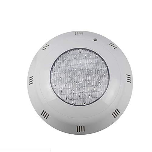 SIMGULAM LED Pool Glühbirne für Inground Pool, 36Watt, IP68 wasserdicht, farbwechselnd, passend für Pentair und Hayward Pool Leuchten (12V RGB), Fernbedienung,6W,5ftcord