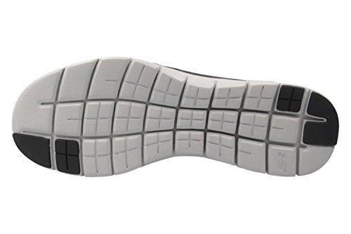 Skechers Flex Advantage 2.0 52121BKW, Scarpe sportive Schwarz/Weiß