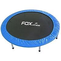 "Fox Fitness Shd-45 Trambolin 45"" Oxford Kumaşlı - Mavi, Unisex, Mavi/Siyah, Tek Beden"