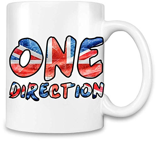 ique Coffee Mug   11Oz Ceramic Cup  The Best Way to Surprise Everyone On Your Special Day  Custom Mugs by One Direction ()